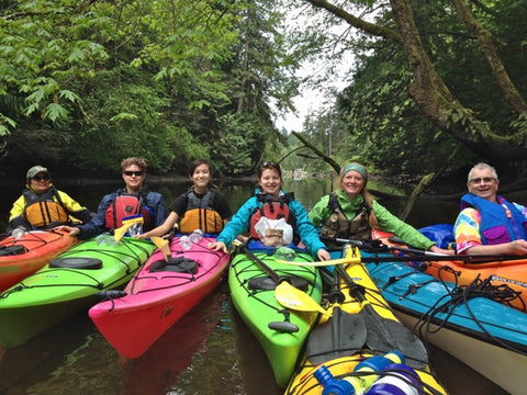WOW: Women On Water Paddling Series - Saturday June 30th in Port Gamble, WA