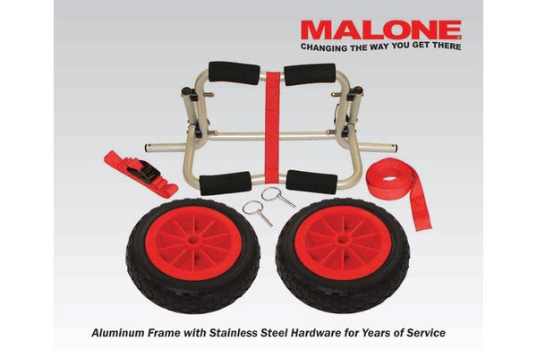 Malone Nomad Standard Kayak And Canoe Cart Olympic