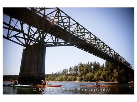 Paddle Kitsap: Bainbridge to Poulsbo