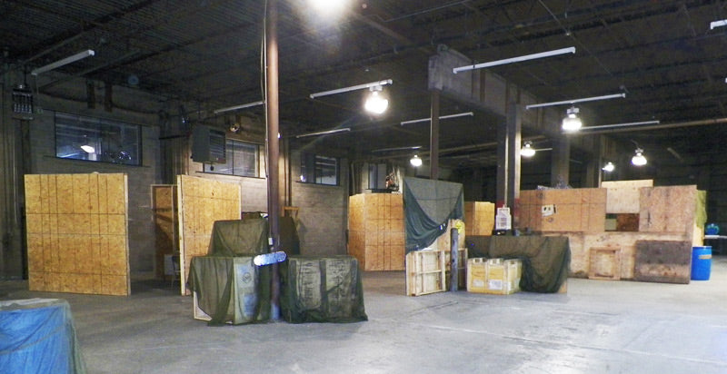 Indoor Airsoft Field – Airsoft Tulsa and Outdoor Sports on indoor soccer field, indoor softball field, indoor turf field, indoor baseball field, indoor hockey field, indoor paintball field, indoor football field, indoor lacrosse field, indoor paintball erie pa, indoor paintball arena,