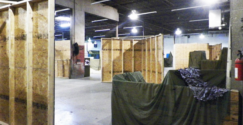 Indoor Airsoft Field Airsoft Tulsa And Outdoor Sports