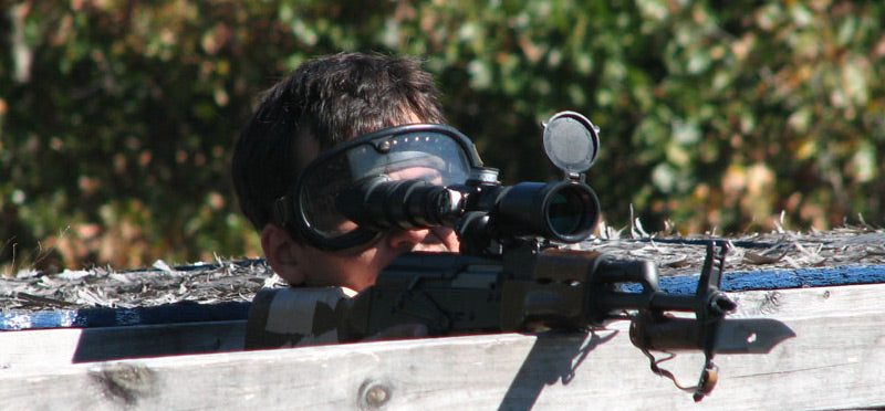 Outdoor Airsoft Field – Airsoft Tulsa and Outdoor Sports