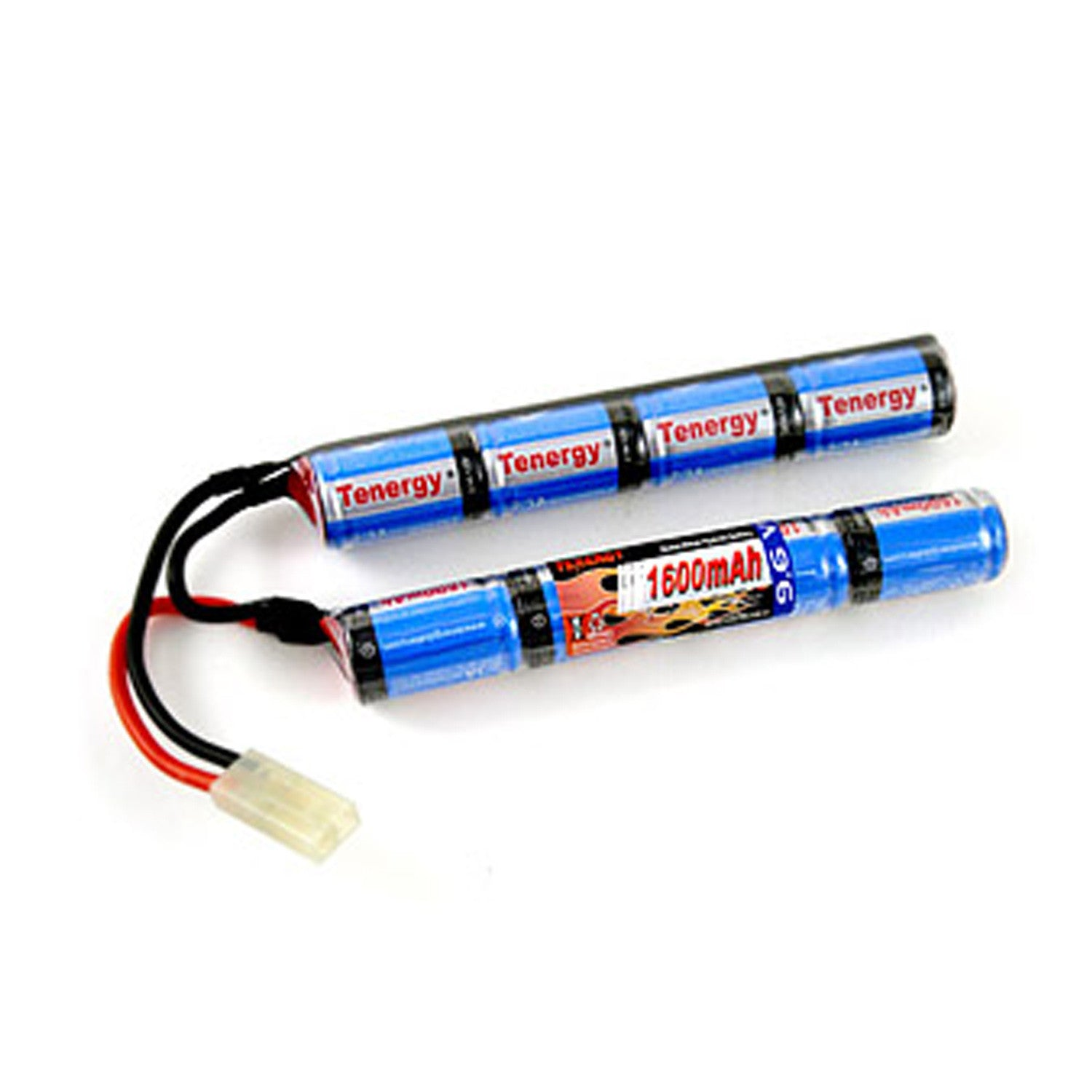 tenergy 9.6 1600 mah Volt Butterfly Battery