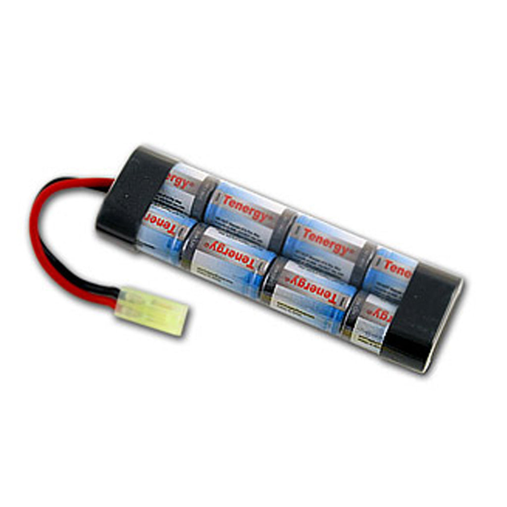 Tenergy 9.6V 1600mAh FLAT NiMH Battery Pack