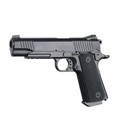 CO2 Powered 1911 Blowback -      CO2 powered     17 round magazine     Uses one 12 gram CO2 cartridge     Full metal     FPS 350-400
