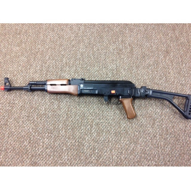 AK 47 CYMA - TRADEMARKED, AS-IS