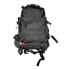 Lancer Tactical 3-Day Assault Pack, Black, Tan, Multi-Camo