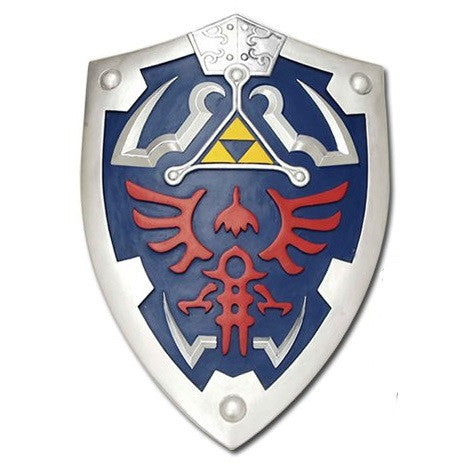 Legend of Zelda Link's Hyrulian Shield LARGE SIZE