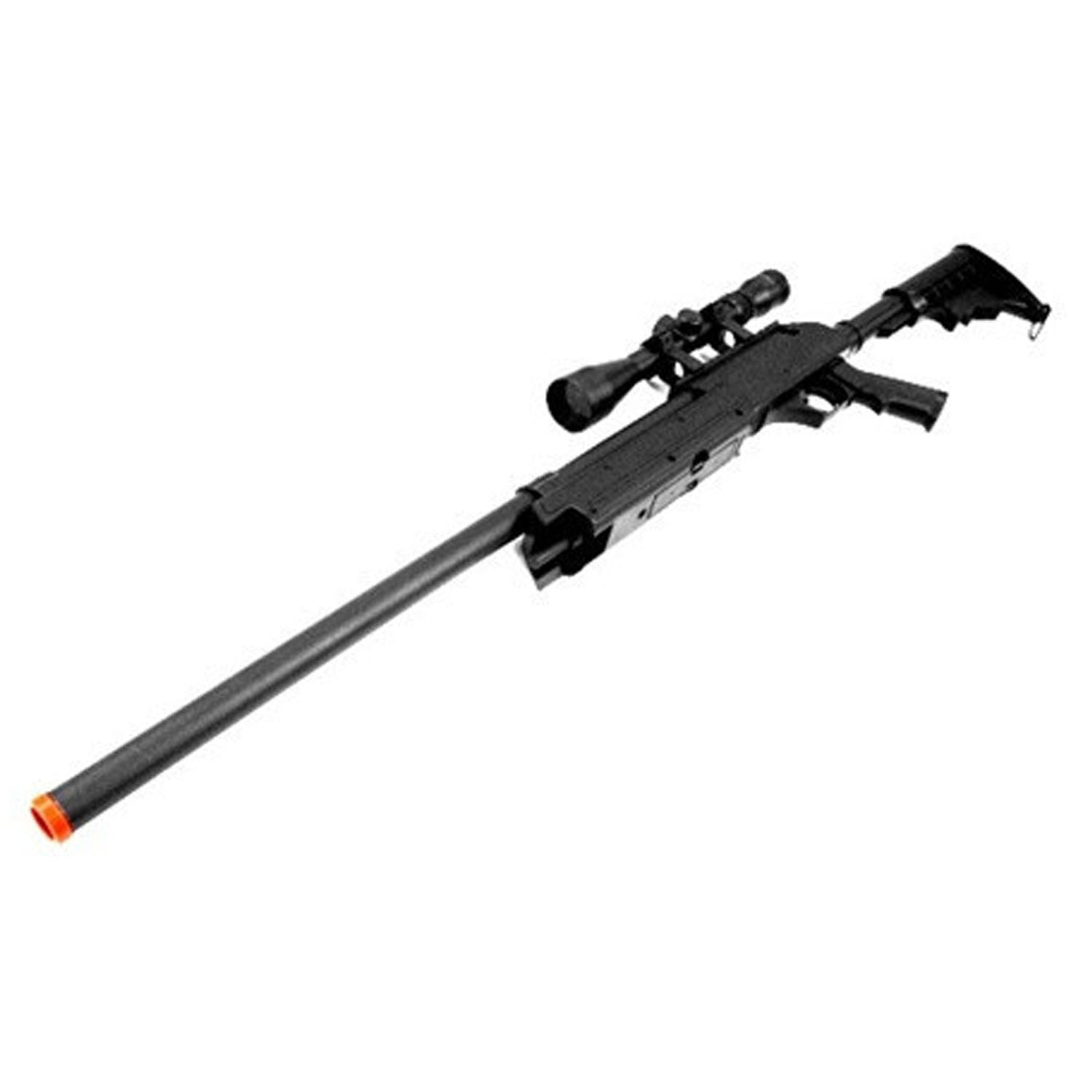 ASR Bolt Action Sniper Rifle