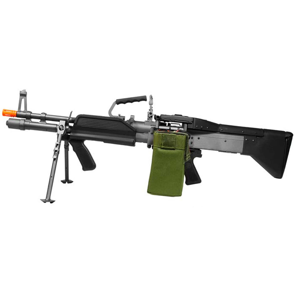 A&K Full Metal M60 Support LMG (Para MK43)