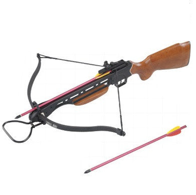 Wood Stock Crossbow
