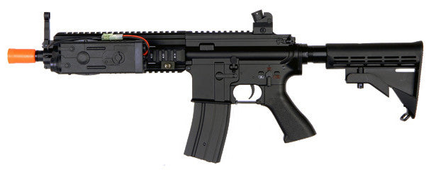 Golden Eagle JG6622 MK416 RIS CQB AEG Metal Gear