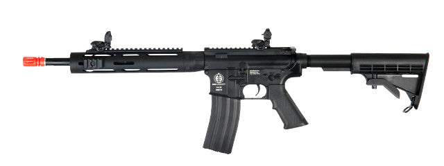 M4A1 Tubular R.A.S. L, Full Metal, Black