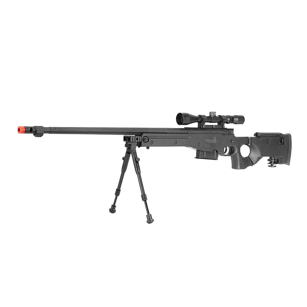 Lancer Tactical L96 RIFLE w/SCOPE & BI-POD (AWP)