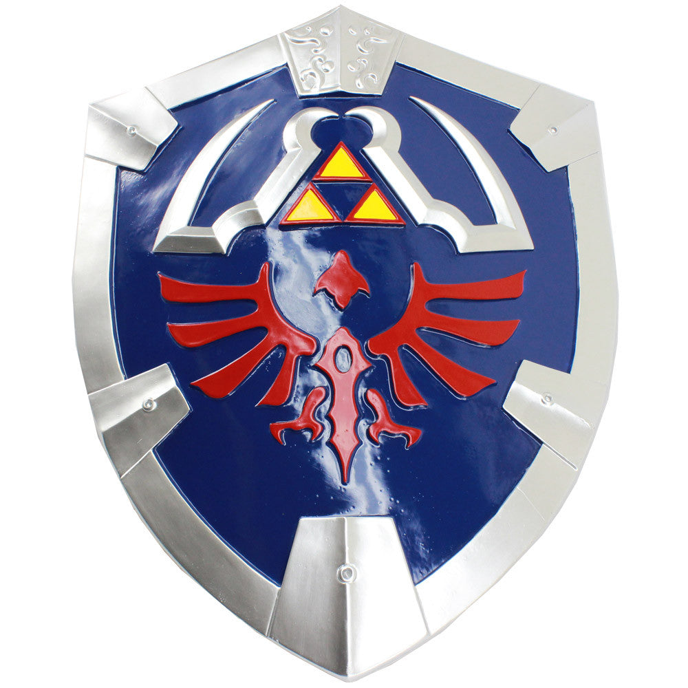 LEGEND OF ZELDA LINK'S HYRULIAN SHIELD STANDARD SIZE