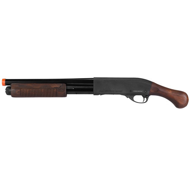 Shell Ejection Real Wood M870 Gas Shotgun (Punisher)