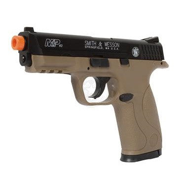 M&P Two-Toned CO2 Powered Non-Blowback Pistol