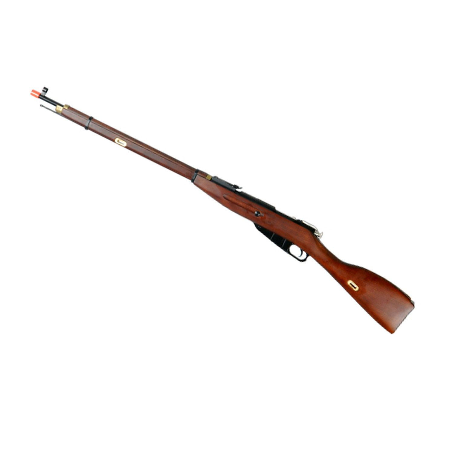 Mosin Nagant Bolt Action Sniper Rifle, Real Wood