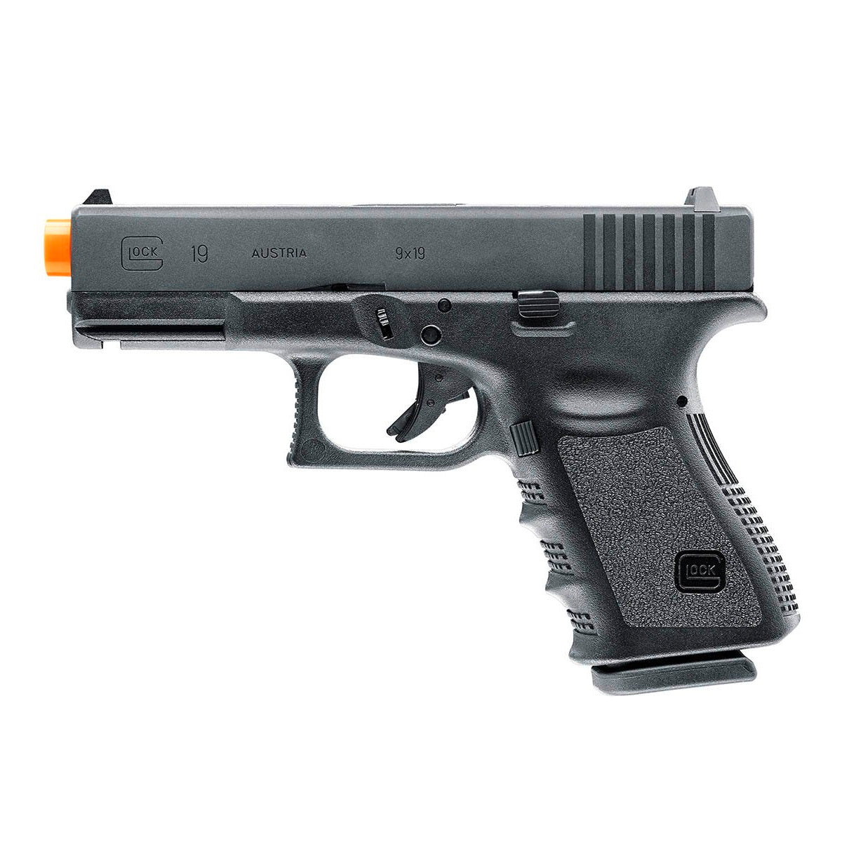 Elite Force GLOCK 19 Fully Licensed Gas Blowback Airsoft Pistol
