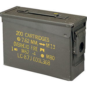 Ammo can (bullet holder)
