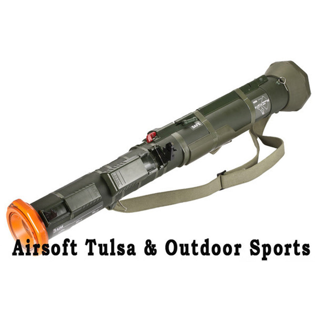 Deepfire Airsoft AT-4 Rocket Launcher