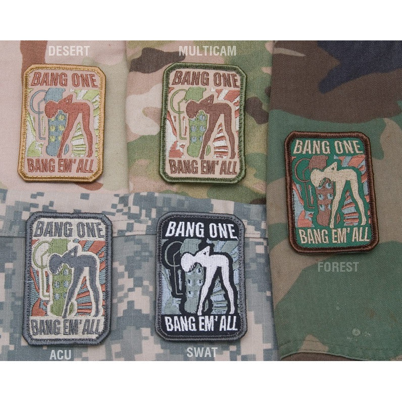Bang One, Bang Em All Patch