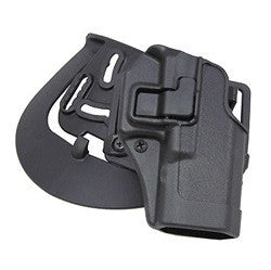 Black Hawk Serpa Belt & Paddle Holster, Glock 17/22/31 RH