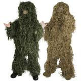 Boys Camo Ghillie Suit