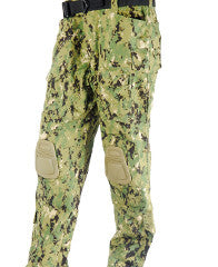 Lancer Tactical Combat Pants, CP Jungle Digital, Size: XL