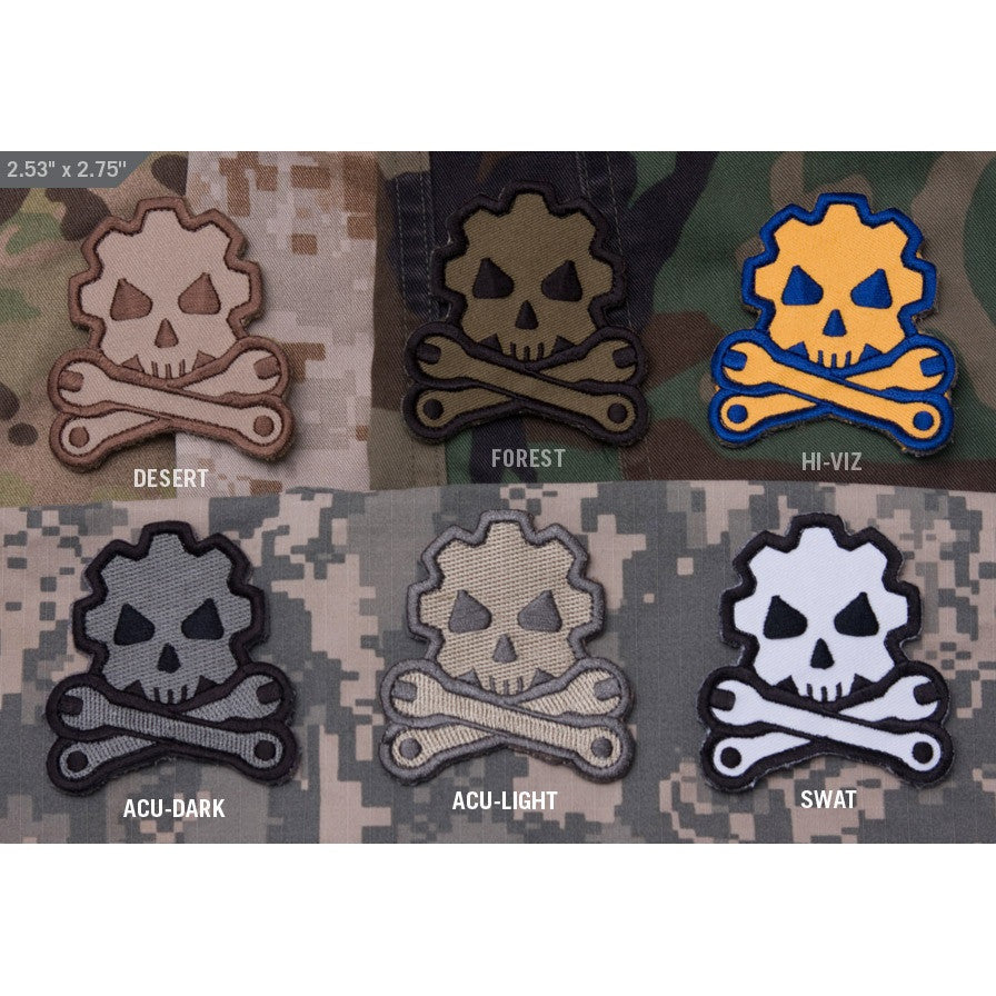 Death Machine Patch