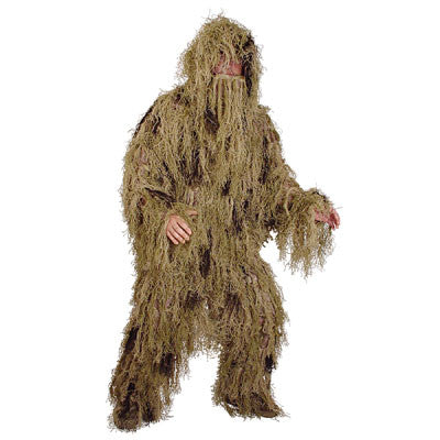 Desert Camo Ghillie Suits