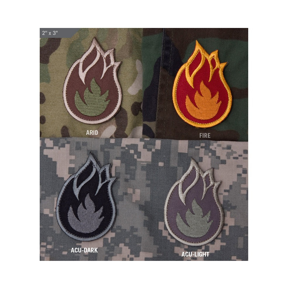 Fireball Patch