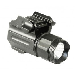 FLASHLIGHT 150 LUMENS W/QRM COLOR FILTERED LENSES/SUB-COMP