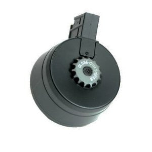 3000rd Auto Winding & Sound Control Drum Magazine for R36