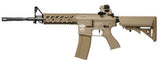 G&G Combat Machine CM16 Long (Desert Tan) With Battery and Charger