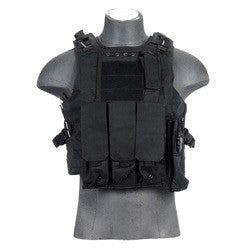 Lancer Tactical Plate Carrier Vest