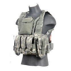 Lancer Tactical Modular Chest Rig