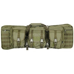 "Lancer Tactical 36"" Dual Rifle Case"