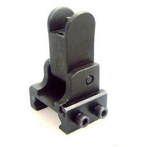 M4 / M16 Metal Adjustable Folding Front Sight