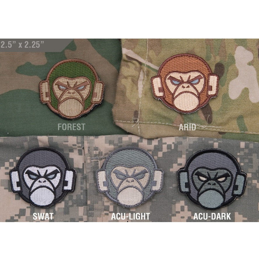 Mil Spec Monkey Patch