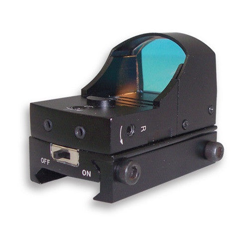 Lancer Tactical Red Mini Dot Reflex Sight