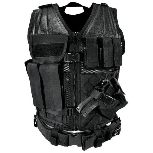 NC Star Crossdraw Vest