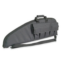 "NcStar 36"" Gun Case/Scope Ready Black"
