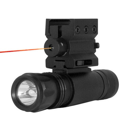 NCstar FLASHLIGHT LASER COMBO