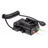 NcSTAR Green and Red Laser Box with Rail Mount