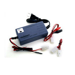 Tenergy Universal smart  Charger for NiMH/NiCD Battery Packs: 6v-12v