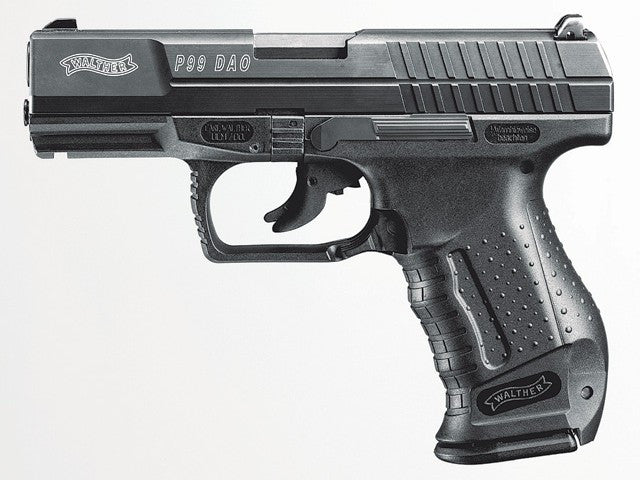 Umarex Walther P99 DAO CO2 Blowback