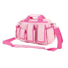 Pink Operators Field Bag