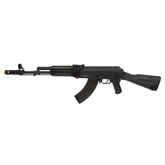 EF RS-KP Full Metal AEG Rifle Airsoft Gun Model: Elite Force RS-KP AK Material: Metal / Polymer RPS: 12-13 Muzzle Velocity: 370-390 FPS Magazine Capacity: 600 Rounds