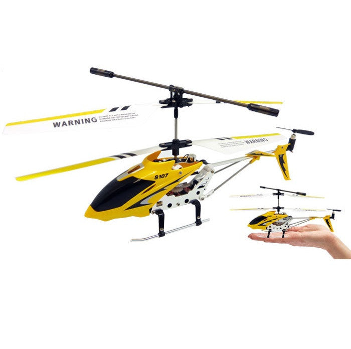 S1076 Metal Mini Helicopter